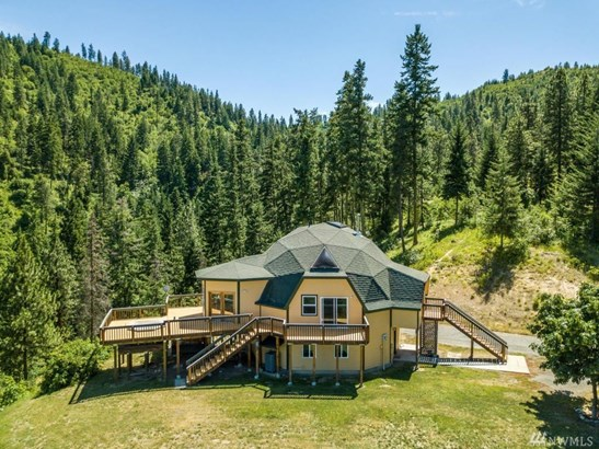 8395 Mountain Home Rd, Leavenworth, WA - USA (photo 1)