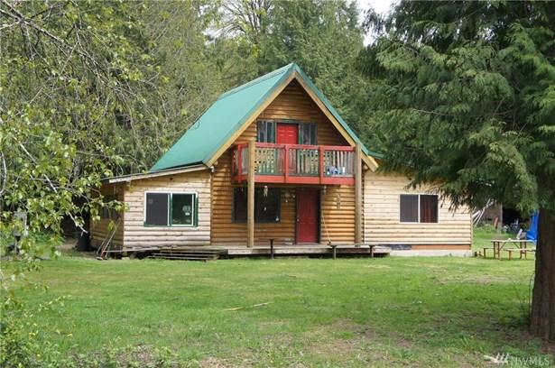 1382 Duckabush Rd, Brinnon, WA - USA (photo 1)