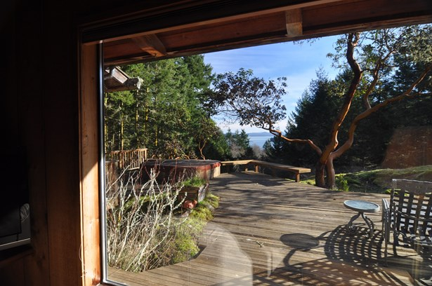 View from living room (photo 4)