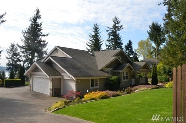 1340 Pilchuck Heights, Fox Island, WA - USA (photo 1)