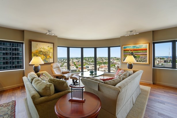 Great Room, View from 21G (photo 1)