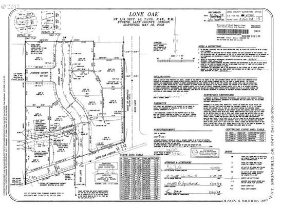 Lone Oak Ave Lot 5, Eugene, OR - USA (photo 1)