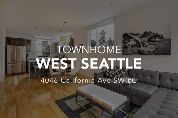 4046 California Ave Sw C, Seattle, WA - USA (photo 1)