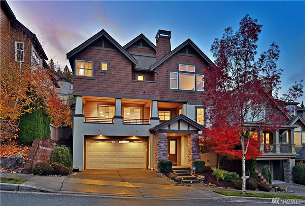 831 Lingering Pine Dr Nw, Issaquah, WA - USA (photo 1)