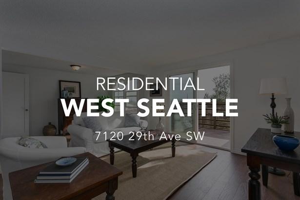7120 29th Ave Sw, Seattle, WA - USA (photo 1)
