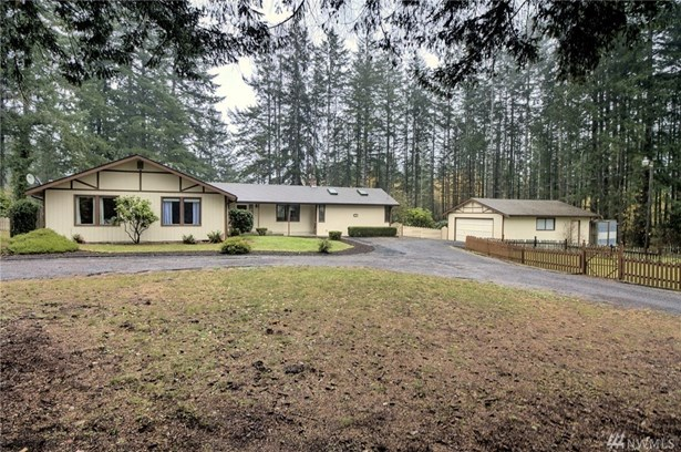 216 E Delanty Rd, Shelton, WA - USA (photo 1)