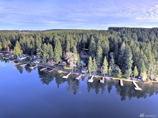 611 E Mason Lake Dr E, Grapeview, WA - USA (photo 1)