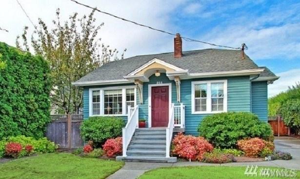 314 N 117th St, Seattle, WA - USA (photo 1)