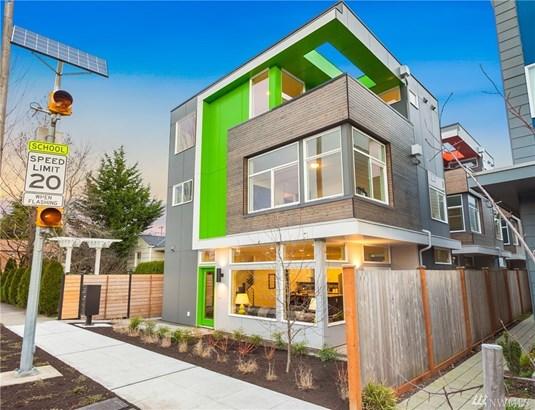 5624 B Fauntelroy Wy Sw, Seattle, WA - USA (photo 1)