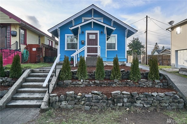 814 S Grant Ave, Tacoma, WA - USA (photo 1)