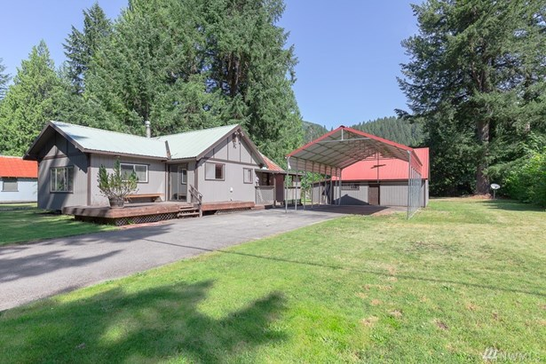 73830 Ne Old Cascade Hwy, Skykomish, WA - USA (photo 1)