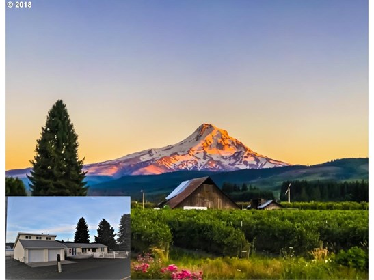 5600 Berry Dr, Mt Hood-parkdale, OR - USA (photo 1)
