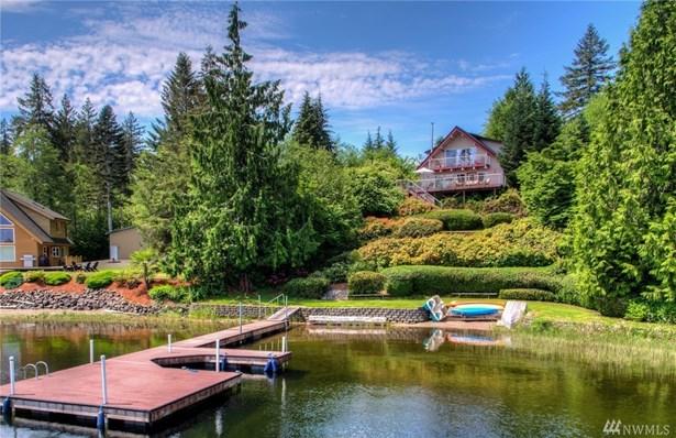 390 W Lake Nahwatzel Dr, Shelton, WA - USA (photo 1)