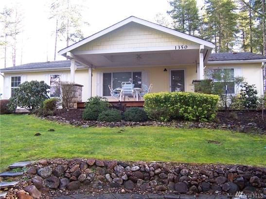 1350 E Mason Lake Drive E, Grapeview, WA - USA (photo 1)