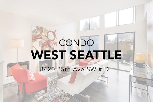 8420 25th Ave Sw D, Seattle, WA - USA (photo 1)