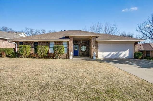 310 Post Oak Drive, Grand Prairie, TX - USA (photo 1)
