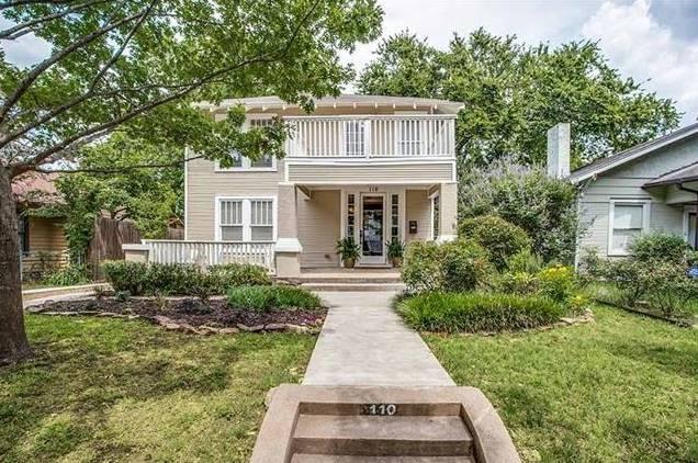 110 S Montclair Avenue, Dallas, TX - USA (photo 1)