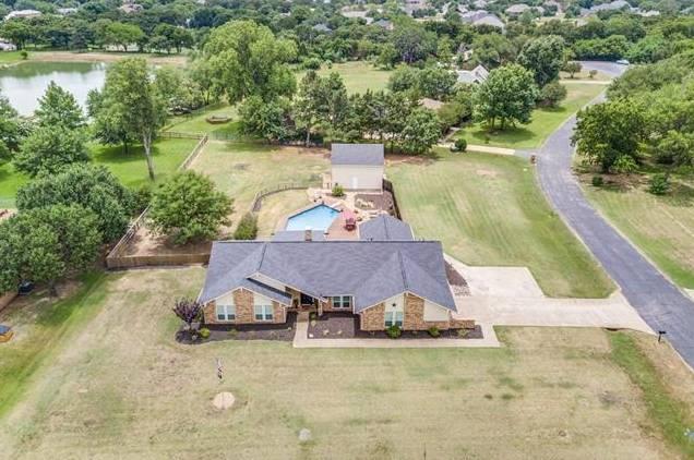 700 Cross Timbers Drive, Double Oak, TX - USA (photo 1)