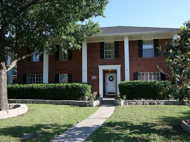 1032 Cassion Drive, Lewisville, TX - USA (photo 1)