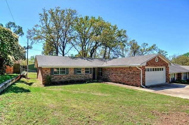 1344 Crestview Drive, Denison, TX - USA (photo 1)