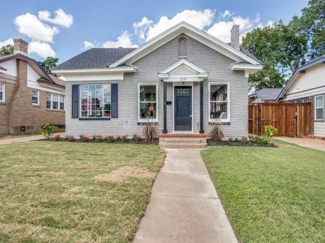 619 N Rosemont Avenue, Dallas, TX - USA (photo 1)