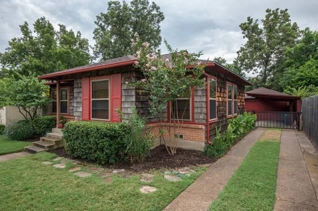 4529 Geddes Avenue, Fort Worth, TX - USA (photo 1)