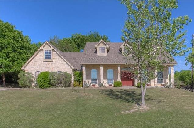 100 Forest Bend Lane, Weatherford, TX - USA (photo 1)