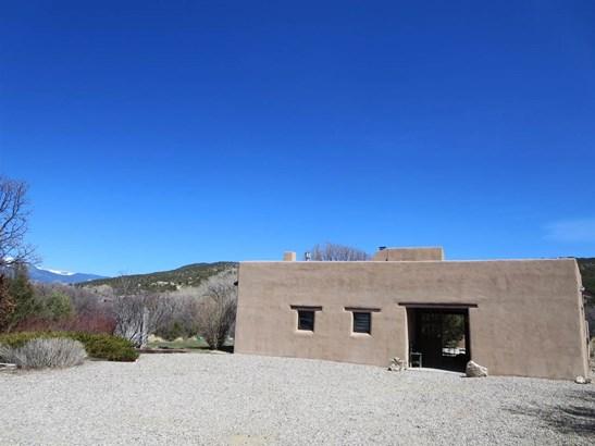 Pueblo Style, Single Family - Taos, NM