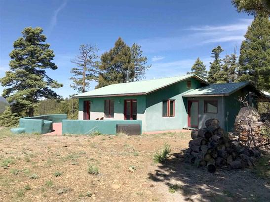 Territorial, Single Family - Taos, NM