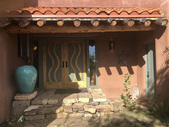 Contemporary,Pueblo Style,Southwest, Single Family - Mora, NM