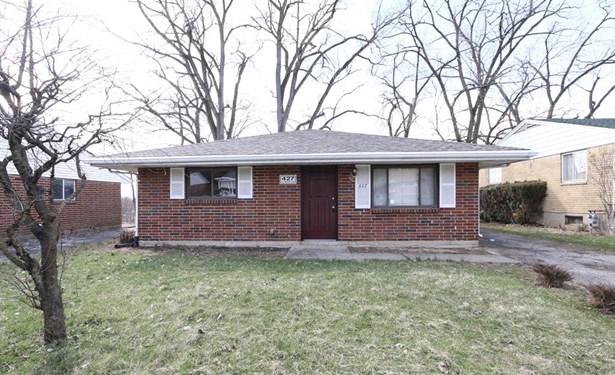 427 N Wright Ave , Dayton, OH - USA (photo 1)