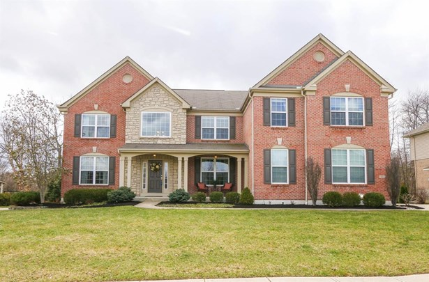 413 Old Willow Ct , South Lebanon, OH - USA (photo 1)