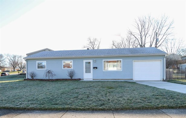 318 Ellenwood Dr , West Carrollton, OH - USA (photo 1)