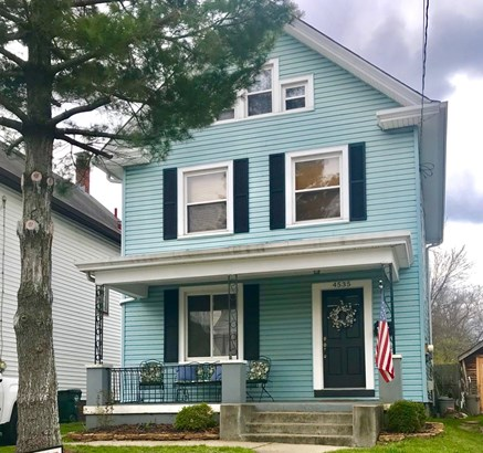 4535 Forest Ave , Norwood, OH - USA (photo 1)