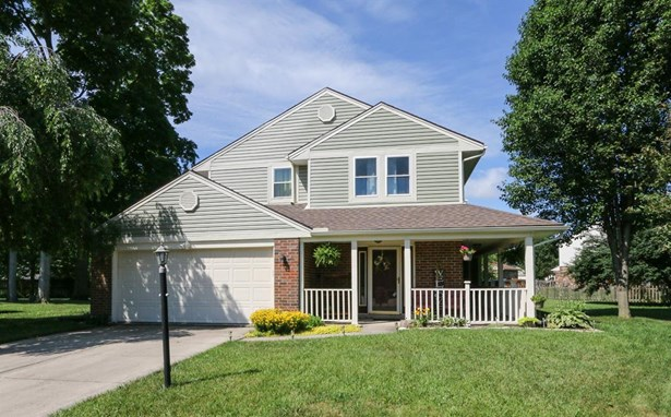 8965 Oakgate Ct , Huber Heights, OH - USA (photo 1)
