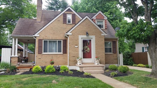 235 Tebbs Ave , Greendale, IN - USA (photo 1)