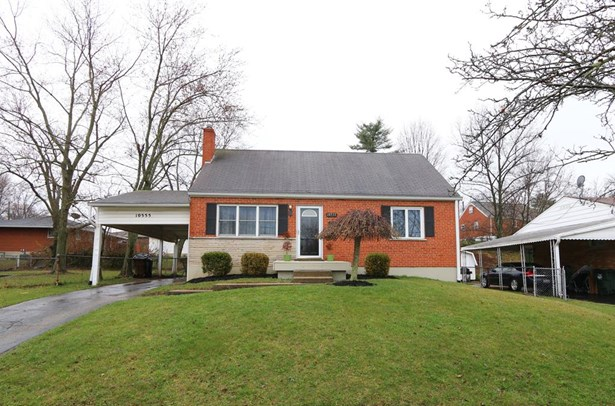 10555 Thornview Dr , Sharonville, OH - USA (photo 1)