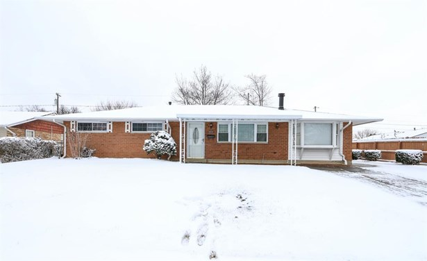 6606 Helwig Dr , Huber Heights, OH - USA (photo 1)