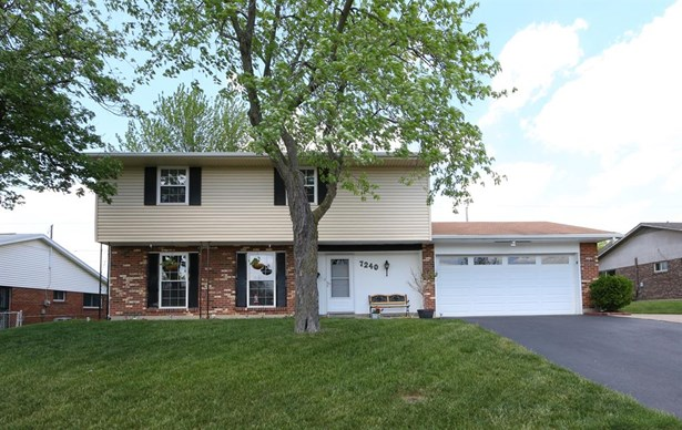 7240 Claybeck Dr , Huber Heights, OH - USA (photo 1)