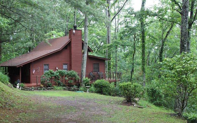 Cabin, Residential - Blairsville, GA (photo 1)