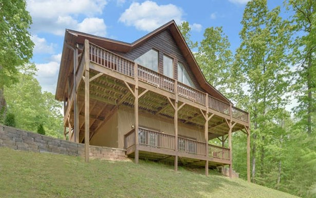 Chalet, Residential - Murphy, NC (photo 1)