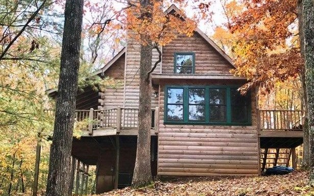 Residential, Chalet,Country Rustic - Ellijay, GA (photo 1)