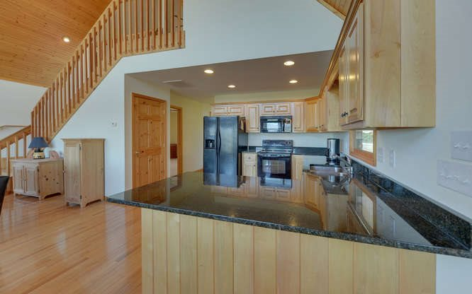 Chalet, Residential - Brasstown, NC (photo 3)