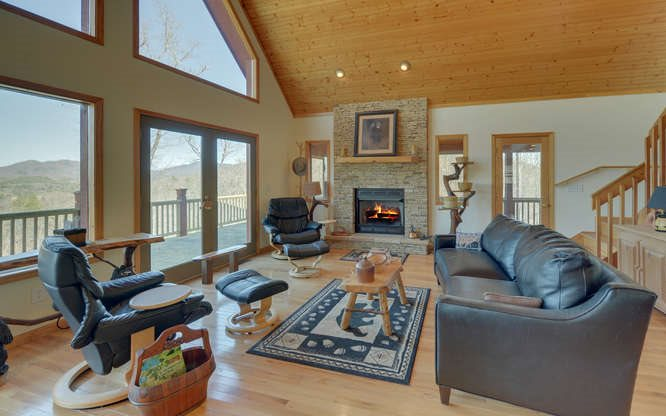 Chalet, Residential - Brasstown, NC (photo 5)