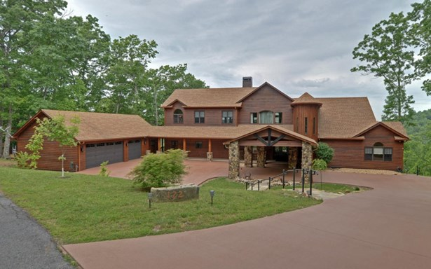 Residential, Country Rustic,Two Story - Murphy, NC