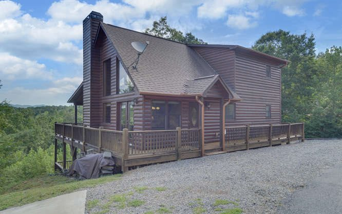 Chalet, Residential - Marble, NC (photo 2)