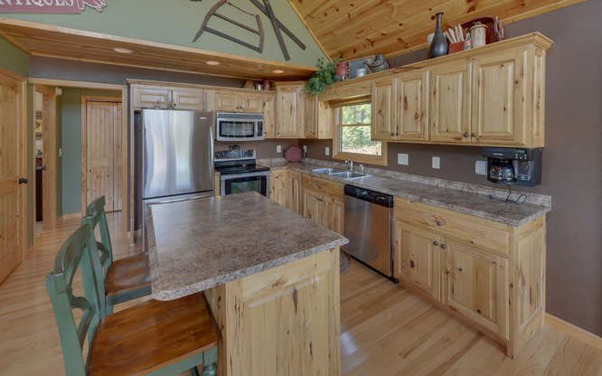 Chalet, Residential - Marble, NC (photo 4)