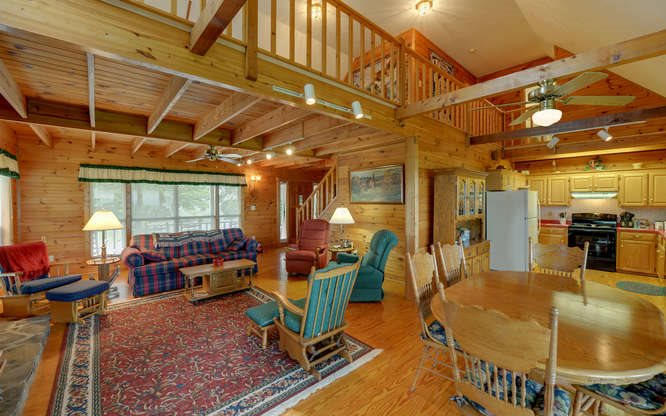 Country Rustic, Residential - Hayesville, NC (photo 3)