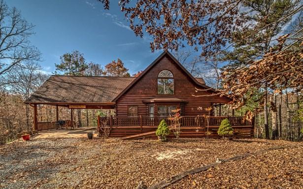 Cabin, Residential - Mineral Bluff, GA