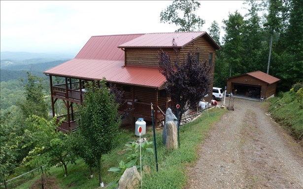 Residential, Chalet,Two Story - Murphy, NC (photo 4)